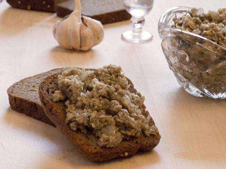 грибная икра из груздей на зиму рецепты приготовления