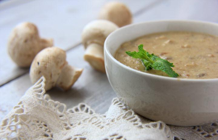 Вкусный грибной соус