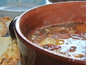 Суп из сыроежек